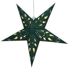 Mango Green Star Lanterns http://www.29june.com/index.php/paper-stars.html