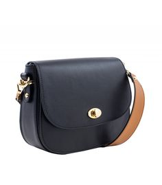 Camelia Roma, Leather Shoulder Bag, Saddle Bags, Crossbody Bag, Black, Outfit, Clothes, Black People, Leather Shoulder Bags