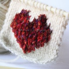 A heart to denote passion in craft!