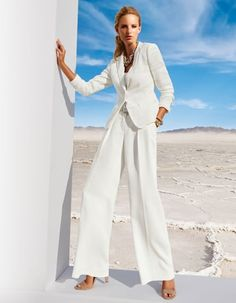 Trousers, Top, double pack, Blazer, Heels, Belt