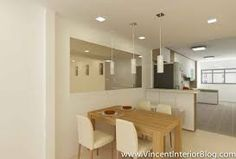 F. Guinto Portfolio: Modern Country Style HDB 3 Room Flat Possible ...