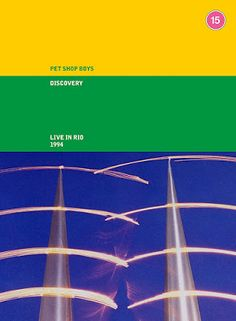 Discovery Live In Rio 1994 Pet Shop Boys