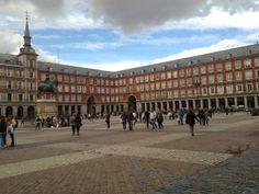 #PlazaMayor Madrid