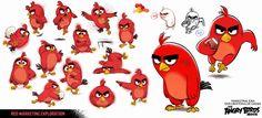 The Art of Angry Birds Movie - Daily Art, Movie Art