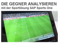 Die Software SAP Sports One unterstützt das deutsche Team bei der Vorbereitung auf das nächste Spiel: http://www.b1-blog.de/neue-software-fuer-die-nationalmannschaft/