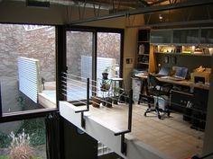 LOFT OFFICE © Bob Brobson inc Chicago