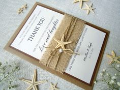 Thank You Cards Wedding Thank you cards Beach Thank You Cards Destination Wedding Thank You Cards on Etsy