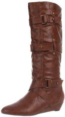 Madden Girl Women's Ilstrate Knee-High Boot