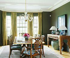 Dining Room Greens