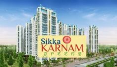 Luxurious Resale in #sikkakarnamgreens that gives a proper way to live life in a standard manner with 2BHK, 3BHK and 4BHK apartments.