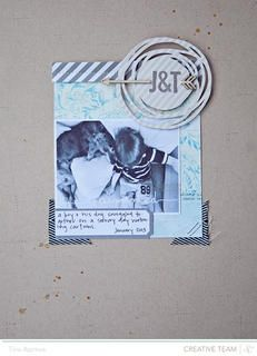 J & T by lifelovepaper at Studio Calico