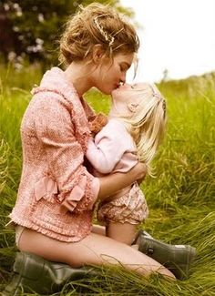 Mommy love!