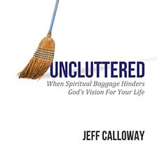 Author jeff Calloway wants to help you rid yourself of the spiritual baggage that's keeping you from achieving your goals. Learn more.     http://www.newchristianbooksonlinemagazine.com/2014/09/24/uncluttered-a-new-christian-book-to-help-you-achieve-your-goals/