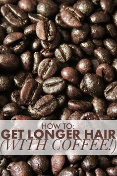 coffee for hair growth