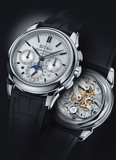 Heir to the Throne: The New Patek Philippe Reference  5270