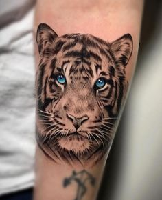 Tiger Tattoo by Miss Jade