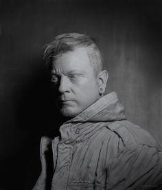 Portrait of Sean Frandsen by Ian Spriggs | Portrait | 3D | CGSociety