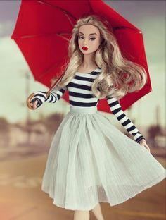 Model Poppy Parker Fashion Clear Lan FR, Barbie // Elle & Emma / 39.33.3
