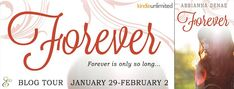 Abibliophobia Anonymous                 Book Reviews: **BLOG TOUR**  Forever by Abrianna Denae