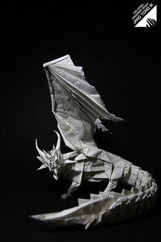 Origami Paper Folding, Paper Crafts Origami, Oragami, Origami Art, Origami Lotus Flower, Graphic Design Lessons, Origami Diagrams, Origami Videos, Pop Up Art