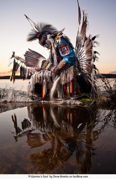 A First Nations traditional ceremony outfit.(Mi'kmaq tribe Warrior and Dancer). First Nations people are known for their pow wow gatherings where they dress traditionally, do pow wow drumming, and dance their traditional dances. Native American Beauty, American Indian Art, Native American History, American Indians, Apache Native American, Native American Warrior, Native American Pictures, Indian Pictures, Native Indian