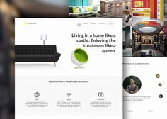 Smoothielicious is a furniture webpage which I had to design and code for school.