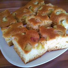 Bögrés rebarbarás süti Recept képpel - Mindmegette.hu - Receptek