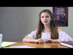 THE TIARA ON THE TERRACE by Kristen Kittscher | Official Book Trailer