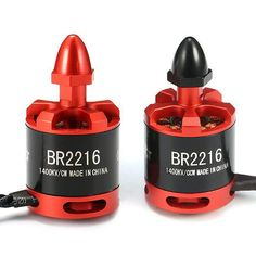 Racerstar Racing Edition 2216 BR2216 1400KV 2-4S Brushless Motor For 350 380 400 450 RC Drone FPV Racing