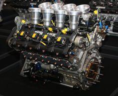 1989 Yamaha V8 DOHC 5-Valve Formula 1 Racing Engine- Model OX88
