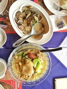 Eating out: Restaurante Carlos Macau - including Portuguese white wine clams and Tacho a Macanese winter stew