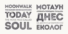 Check out the Intro Rust Free font at Fontspring. Intro Rust fonts will make them more vivid than ever.