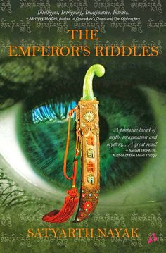 This is a superb job of suspense, and blew me away! A good thriller with a decent dose of history, this is an exciting book to read.  Review - http://bit.ly/EmperorRiddles