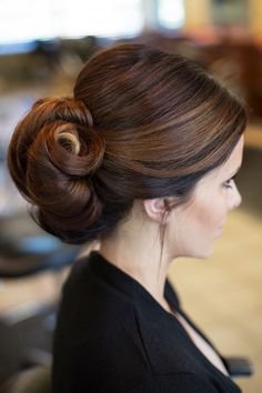~ we ❤ this! itsabrideslife.com ~ #weddinghair #weddingupdo