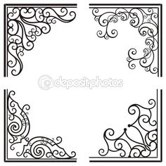 Flower Frame Black And White together with Cad Architectural Plan Drawing Underground Car 43912306 as well Vintage Frames together with 491033165611797984 furthermore Dandy Daisies Easter Table Setting. on painting a frame with chalk paint images