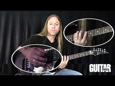 Spread Fingering: Absolute Fretboard Mastery with Steve Stine, Part 7 - YouTube
