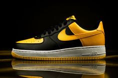 reputable site 3bbbe bcae1 This Nike Air Force 1 Low Is as Close as You ll Ever Get to the Wu-Tang  Dunk Highs  A clean colorway for the classic silhouette.