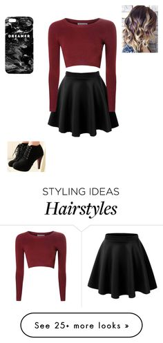 """""""Untitled #224"""" by a-hidden-secret on Polyvore featuring Glamorous, cutekawaii and Mr. Gugu & Miss Go"""