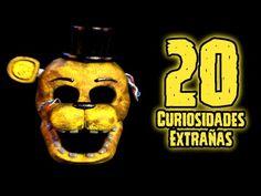 TOP 20: Las 20 Curiosidades Extrañas De Toy Freddy De Five Nights At Freddy's 2 | fnaf 2 - YouTube