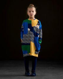 Maino jurk Collage