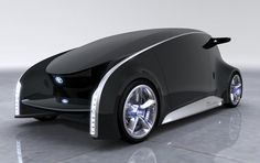 tokyo motor show - Toyota 'fun-vii' concept car, described by the company as 'a smartphone on wheels'