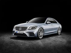 2018 Mercedes-Benz S-Class Facelift comes with exciting new updates