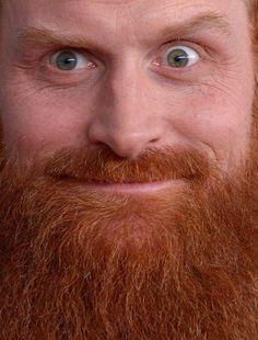 kristofer hivju kristofer hivju game of thrones redhead red beard celebrity celebs celebritycloseup celebrities celeb