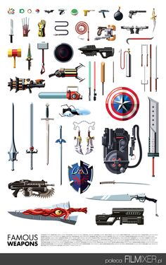 Movies Weapons