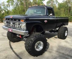 Trendy Old Cars And Trucks Ford Awesome Ideas 79 Ford Truck, Ford 4x4, Ford Pickup Trucks, 4x4 Trucks, Diesel Trucks, Custom Trucks, Cool Trucks, Chevy Trucks, Ford Bronco