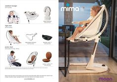 Check out all the phases of #mimamoon: evolving with your child.