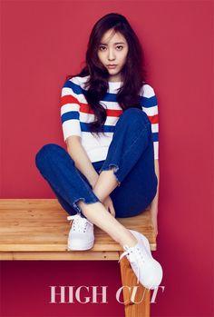 f(x) Krystal - High Cut Magazine Vol.172 - Korean Magazine Lovers