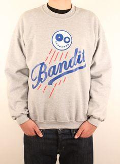 Bandit Baseball Crewneck