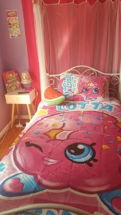 Shopkins diy bedroom