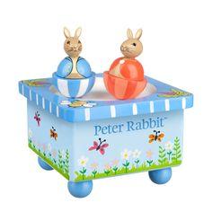 Tree Toys Peter Rabbit en Music Box